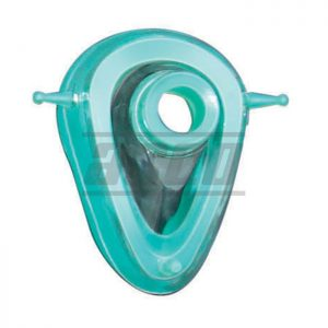 Face Mask Silicone (Green)