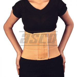 8″ Abdominal Support Super Fine (Full Elastic) Tummy Trim Belt